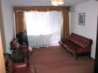 Suite in Podillya Hotel