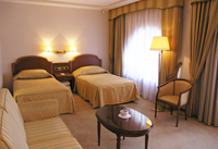 Junior Suite Classic in Oreanda Hotel
