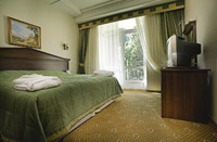 Standard rooms in Palmira Palace Hotel