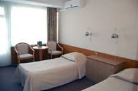 Standard Economy rooms in Yalta-Intourist Hotel