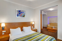 Junior Suite B in Yalta-Intourist Hotel