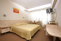 Superior rooms in Yalta-Intourist Hotel