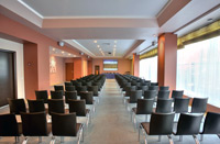 Conference service in Intourist Hotel