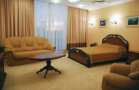 Class Luxury in Soborniy Hotel