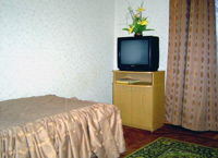 Economy-class rooms in Ukraine Hotel